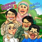 Karikatur Kampung People 2